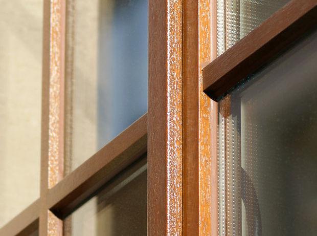 dřevena okna