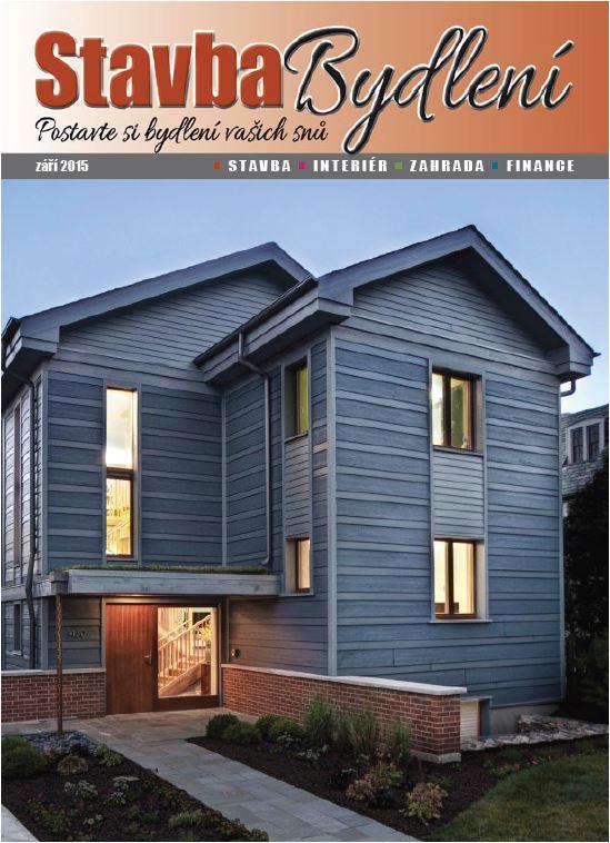stavba bydlení luxusní