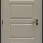 Dveře Kvadrant lakované vodou ředitelnou EKo barvou