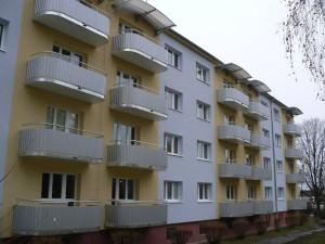 Kompletní revitalizace s novými balkóny