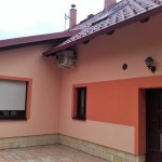 10. vnější instalace - pod střechou