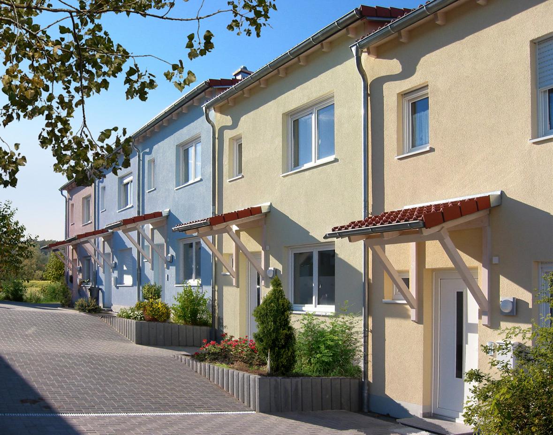 rodinné domy s plochou střechou