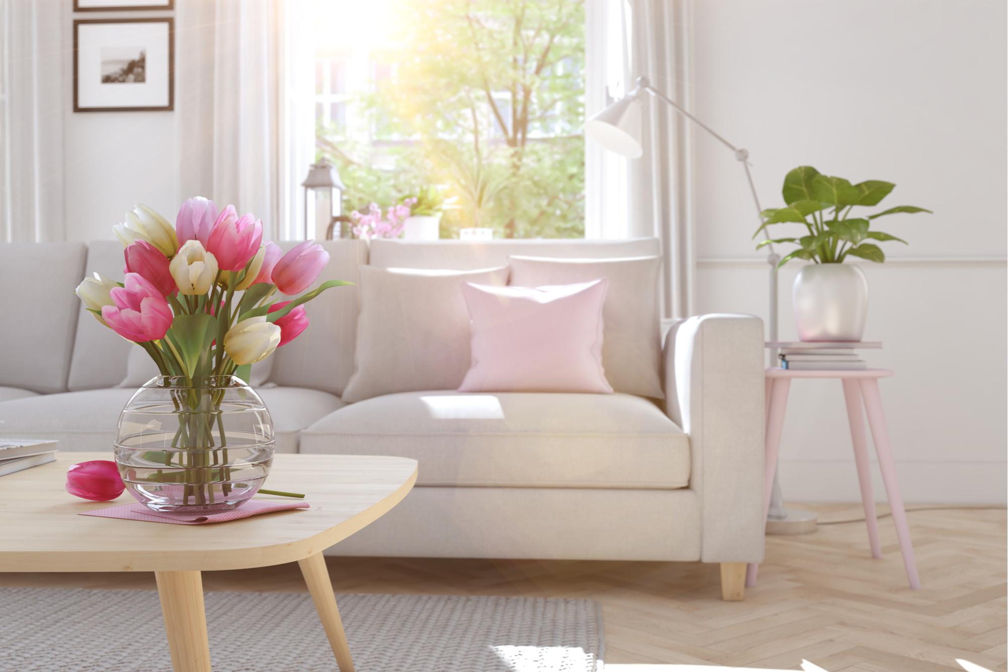 Připravte svoje obydlí na přicházející jaro