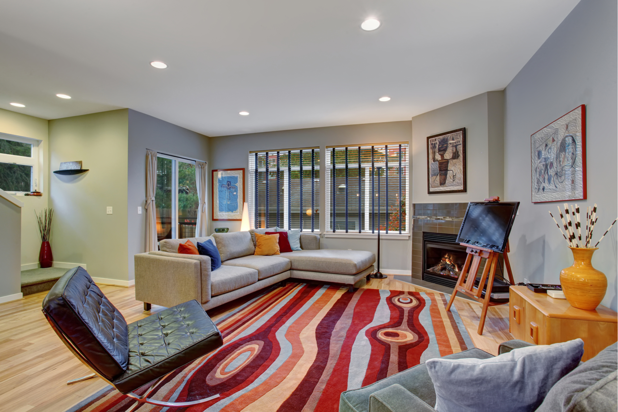 Barvy dovedou měnit náladu interiéru. Stačí jednoduché změny - Creative Commons (shutterstock.com)